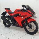 Cash Kredit Motor Bekas Bergaransi Mesin Suzuki Gsx R 150 2018 Red Edition.