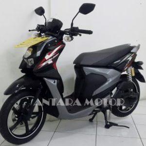Yamaha All New Xride 125 2018 Bergaransi Mesin, Cash Kredit.