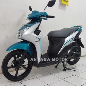 Kredit/Cash Yamaha Mio S 125 2018 like New, Gress Original