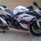 Cash Kredit Motor Bekas Bergaransi Mesin Kawasaki Ninja 250 Abs Se 2014