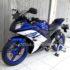 Kredit/Cash Motor Bekas Yamaha YZF R15 V2 Blue Edition 2016, Cover Jabodetabek