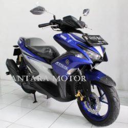 Kredit/Cash Motor Bekas Tahun 2017 Yamaha Aerox 155 VVA R, Unit Istimewa