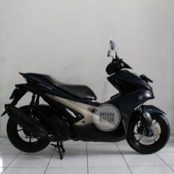 Kredit/Cash Motor Bekas Tahun 2018 Yamaha Aerox 155 VVA S ABS, Limited.