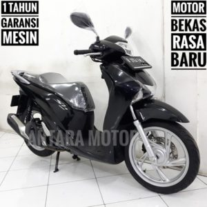 Cash Kredit Honda Bekas Sh150i Pcx Built Up 2017, Limited