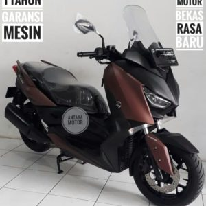 Cash&Credit Motor Bekas Yamaha XMAX Abs 2018 Low Kilometer, Like New.