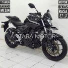Kredit/Cash Motor Bekas Tahun 2017 Yamaha MT25 Black Edisi, Like New.