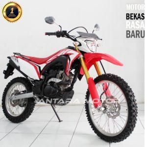 Motor Bekas Honda CRF 150L 2019 Cash Kredit Istimewa
