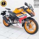 New CBR 150 Repsol 2018, Cash/ Kredit Bergaransi