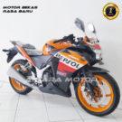 [ANTARA MOTOR] Cash Kredit Honda CBR 250 Repsol 2013 Bergaransi