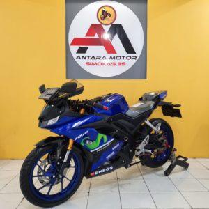 Promo Motor Bekas Yamaha New R 15 VVA 2019, Bagus Mulus Banyak Gratisannya