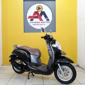 Cash Kredit Motor Bekas Honda Scoopy Fi 2020 Istimewa, Bergaransi