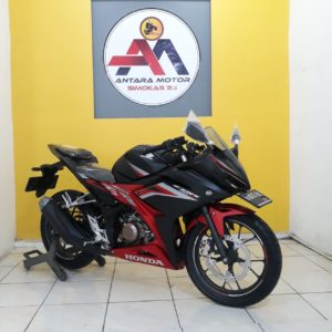 Motor Bekas Honda New CBR 150R 2020, Cash Kredit Mulus Bergaransi