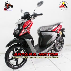 [PROMO HADIAH BERLIMPAH] Yamaha New X-Ride 2017, Free Ongkir, Bergaransi