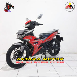 Motor Bekas Yamaha  Mx King 2020, Cash Kredit Unit Istimewa