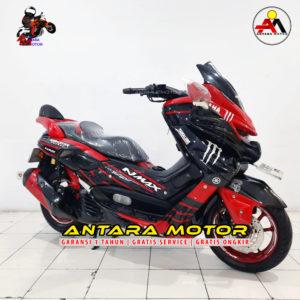 Motor Bekas Yamaha NMax 2019 Custom, Cash Kredit Cover Jabodetabek