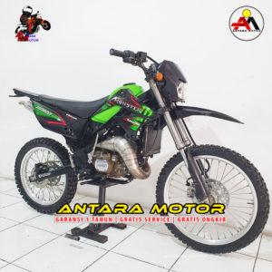 [PROMO MOTOR BEKAS] Kawasaki Ninja R 2012 Custom, Cash Kredit Cover Jabodetabek